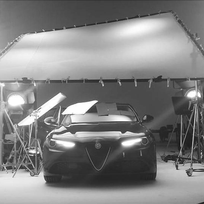 Alfa Romeo, Magneti Marelli, Mopar, TomTom - Four Studios - Torino (Italy) - 2016